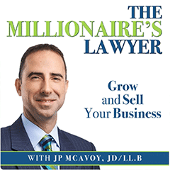 The Millionaire's Lawyer – JP McAvoy